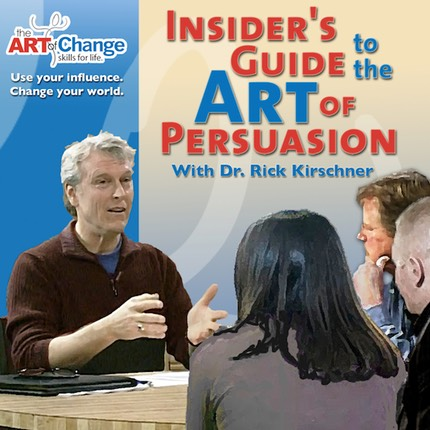 Album Cover for Insider's Guide To The Art Of Persuasion